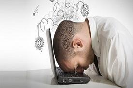 با استرس ناشی از ایمیل های کاری چه باید کرد؟