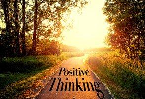 چگونه مثبت فکر کنیم؟