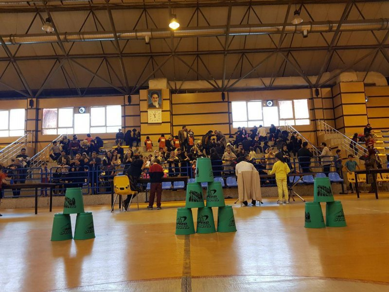 کسب مقام های اول و دوم درمسابقات لیوان چینی  کشوری توسط تیم نخبگان
