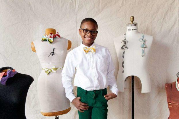 Moziah Bridges Runs His Mo's Bows Business