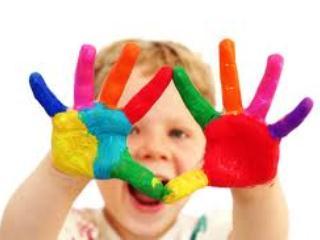 خلاقيت در بازی کودکان