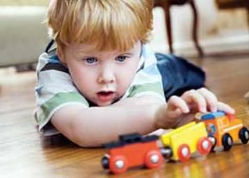 10بازی برای ايجاد خلاقيت در کودک 1 ساله