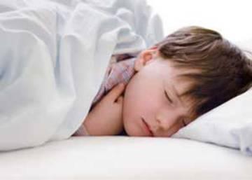 بی خوابی؛ عامل اضطراب و آشفتگی کودکان