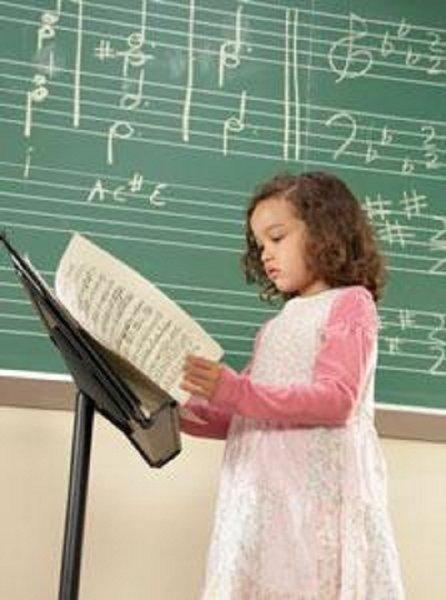 موسيقی و هوش کودک