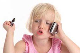 استفاده کودکان از تلفن همراه، خوب یابد؟