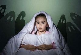 تفاوت کابوس و هراس شبانه در کودکان