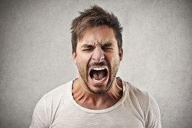 با غذا خوردن خشمتان را سرکوب نکنید!