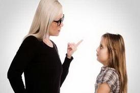 این حرف های مخرب را به کودک تان نگویید