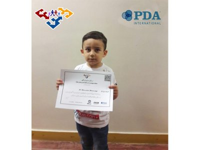 محمدطاهر موسوی آرموداقي پسر 4ساله با استعدادی شگفت انگیز