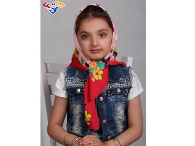آرمیتا علیزاده دختر تیزهوش تبریزی