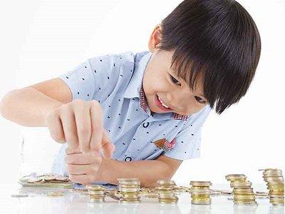 9گام برای رشد هوش مالی کودکان