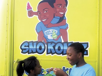 Jaden Wheeler & Amaya Selmon – Partners of Kool Kidz Sno Konez