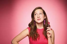 آلینا مورس ، دختر آب نبات چوبی و بنیانگذار Zollipops