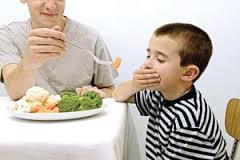 10 فرمان برای بدغذایی کودکان
