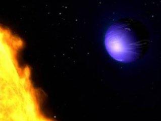 کشف سياره ای آبی