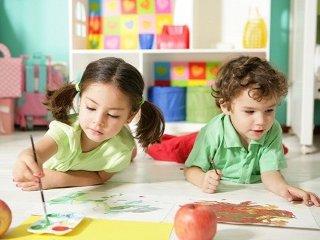 نقاشی کودک واکنشی به هستی