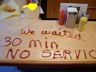چرا مشتری منصرف ميشود؟