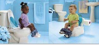 ۱۲ توصیه تکمیلی برا آموزش دستشویی رفتن کودکان