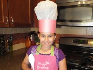 سرآشپز اختصاصی فرزندتان نباشيد!