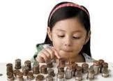 ایجاد اعتماد به نفس با دادن پول توجیبی