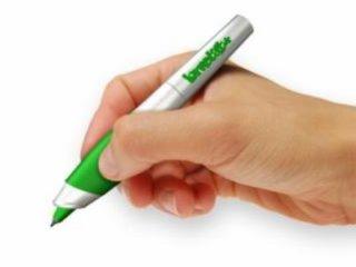 قلم الکترونيکی هوشمند ويبره برای نوشتن املا صحيح