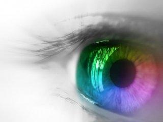 تاثير رنگ چشم بر توانايی افراد