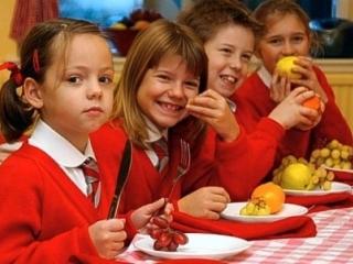 تغذيه اي سالم براي دانش آموزان