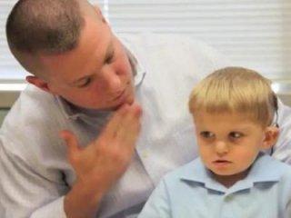 ابزار جديد برای شنوايي کودک
