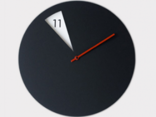 ساعتی با تاکيد روی زمان حال