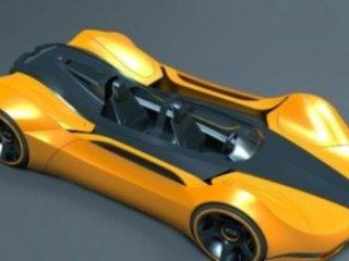شاهکار يک ايرانی در طراحی خودرو