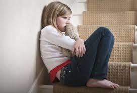 کودکان نیز افسرده می شوند