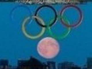 اتفاقی بسيار زيبا در مسابقات المپيک به کمک ماه