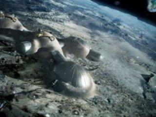 ساخت اولين پايگاه دائمی بشريت روی کره ماه