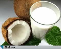 خاصیت شیر نارگیل