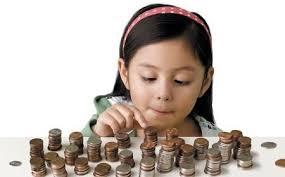 آموختن درسهای پول تو جیبی فرزندان
