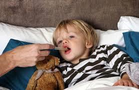 راهنماي مصرف استامينوفن برای کودکان