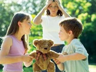 روشهای متوقف کردن دعوای کودکان