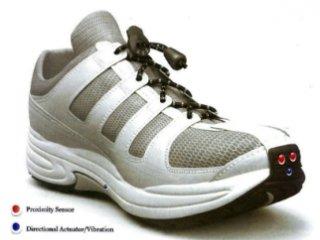 کفشهايی برای نابينایان