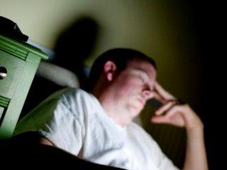 خاموش کردن ذهن برای خوابيدن راحت
