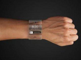 ساعت هوشمند با بدنه خميده از جنس شيشه