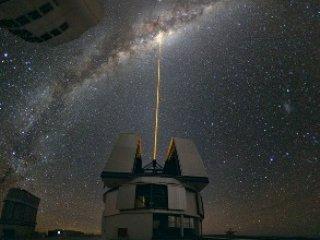 ساخت ستاره مصنوعی در آسمان