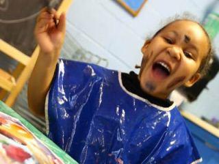 تقویت قوه تخيل کودک با نقاشی کردن