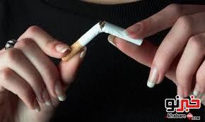 طعم غذا در ترک سیگار موثر است