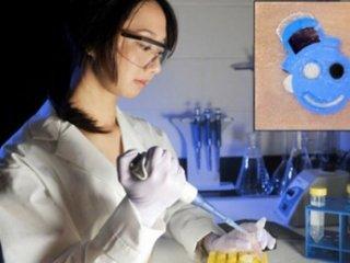 خالکوبی موقت برای اتصال سنسورهای پزشکی به بدن