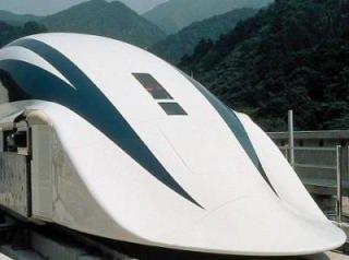 ژاپن در حال ساخت سريع ترين قطار جهان