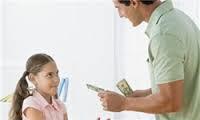 پول توجیبی، وسیله اذیت یا تربیت بچه ها ؟!