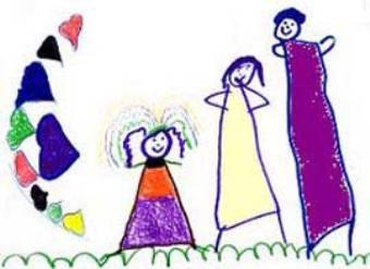 تفسيری بر نقاشی کودکان