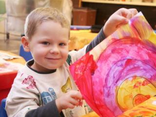 تاثیر والدين بر نقاشی و ذوق کودک